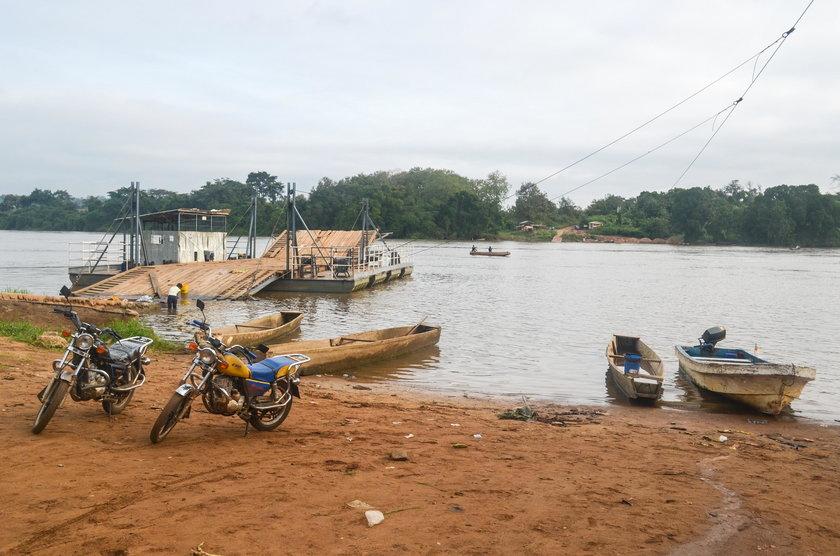 Tragedia w Kamerunie