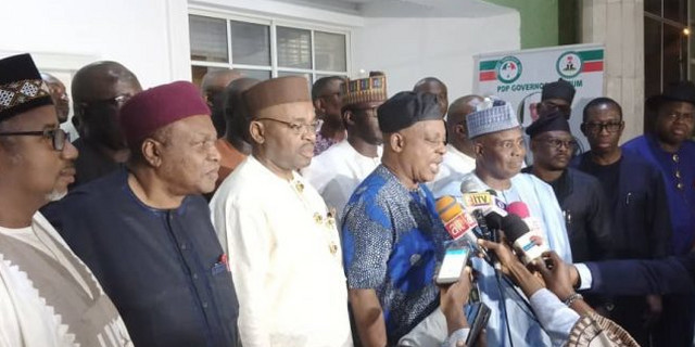PDP governors meet on Monday over security, economy