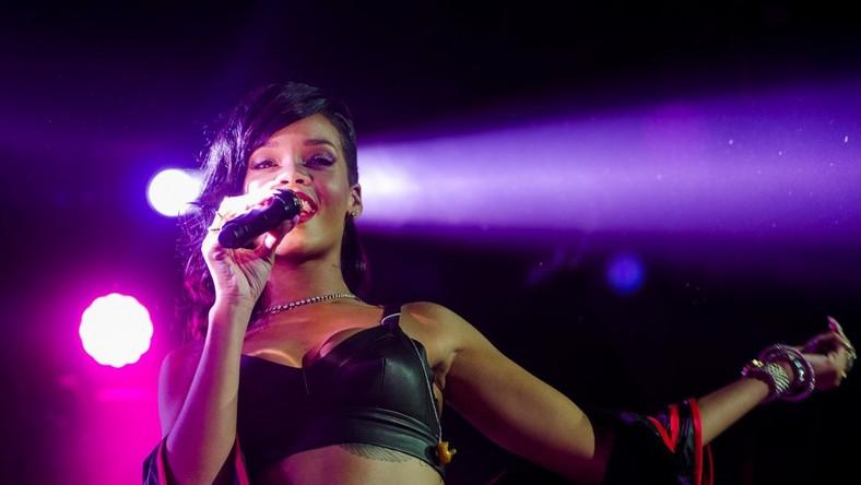 Rihanna wystąpi 7 lipca w Gdyni