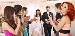 To wesele wymknęło się spod kontroli. Wszędzie była krew