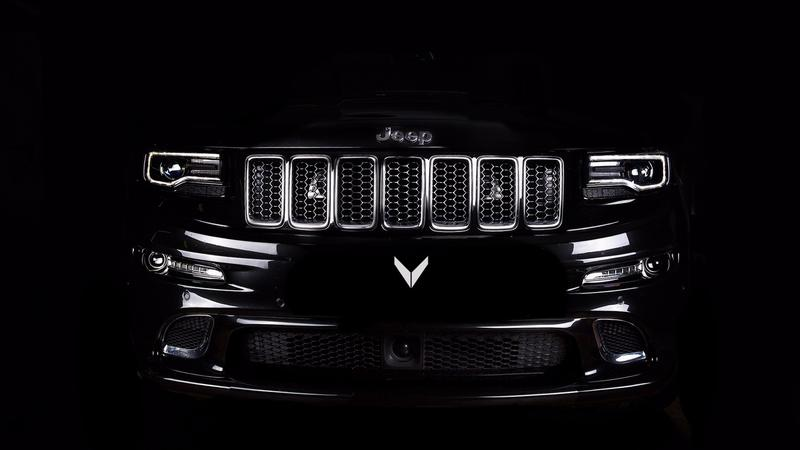 Jeep Grand Cherokee SRT Vilner