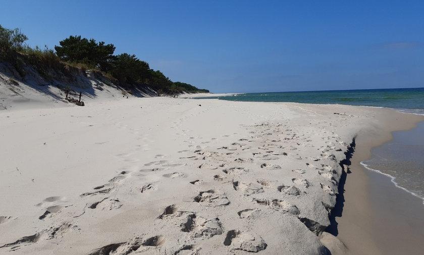 28 czerwca 2021. Półwysep Helski, między Helem a Juratą.
