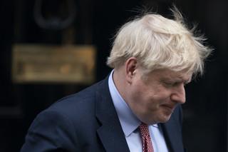 Premier Boris Johnson trafił na oddział intensywnej terapii