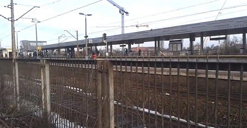 peron we Wrzeszczu