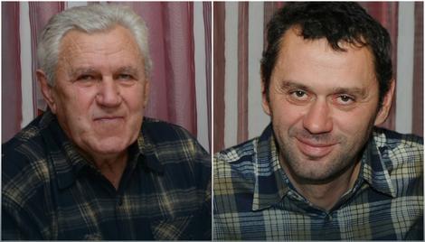 Nastradali Mirko Božić i njegov sin Dubravko