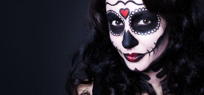 Jak zrobić makijaż na Halloween? Przepis jest niezwykle prosty!