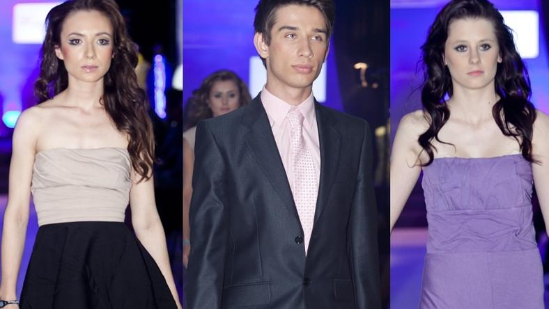 Moda dla polityków - propozycje z kolekcji Diplomatic Fashion Show Ewy i Piotra Krajewskich.