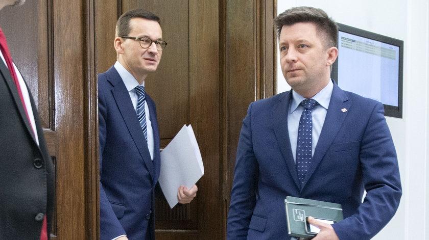 Rzekoma rozmowa Dworczyka, Morawieckiego i Gowina opublikowana na Telegramie