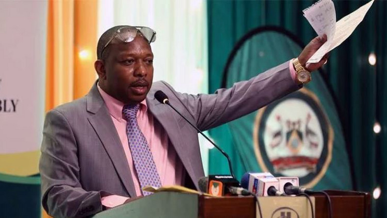 Nairobi Governor Mike Sonko gives update on powerful people who have impregnated slay queens