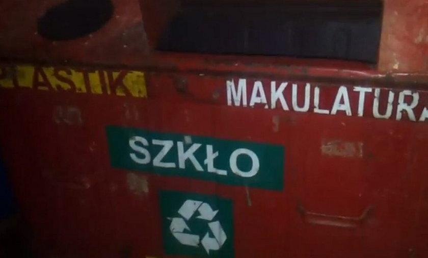 Segregowanie śmieci, warszawa