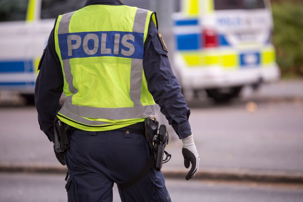 Szwecja, policja