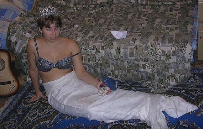 Mala sirena traži princa