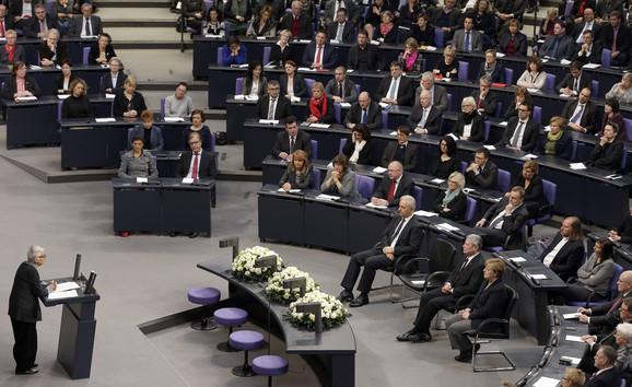 Nemačka skupština - Bundestag