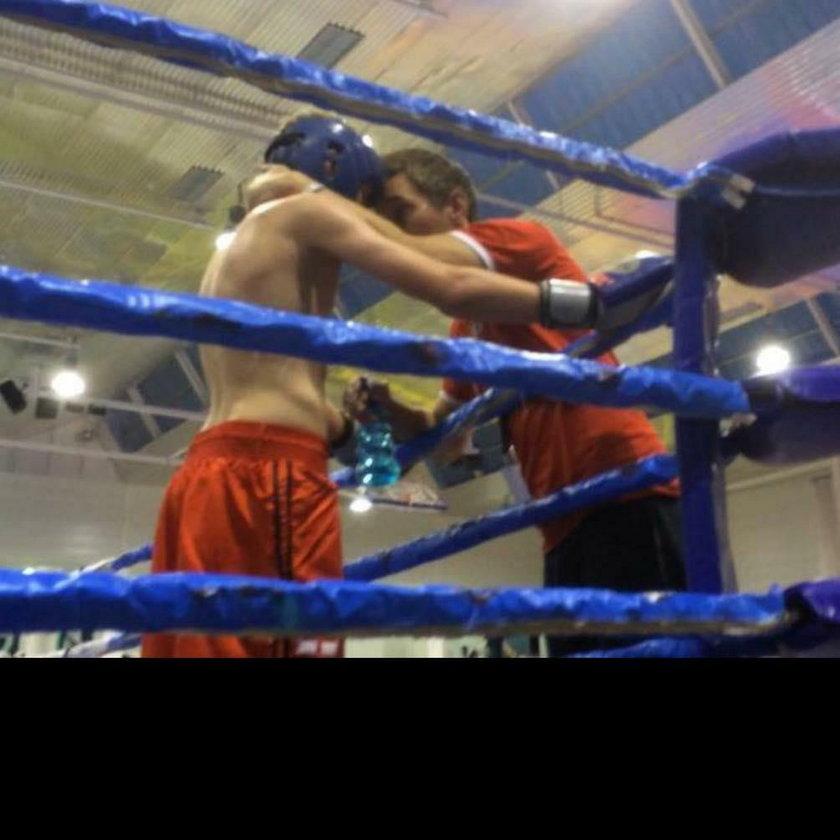 Nastolatek zmarł po walce w ringu
