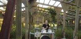 Słynny bramkarz został perkusistą. Nagrał album z zespołem rockowym