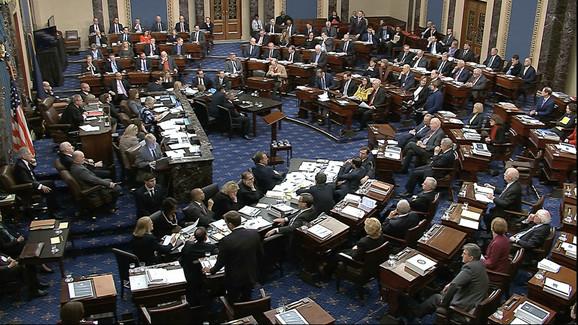 Senat, proces opoziva