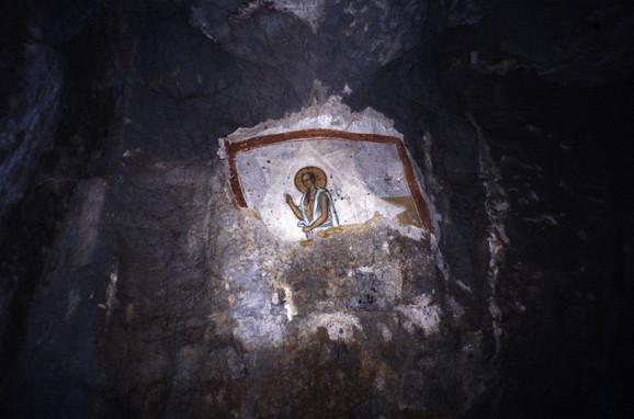 Pojedine freske nastale su u vreme kad crkvena dogma nije bila jasna ni samim sveštenicima, a kamoli narodu, objašnjava istoričarka umetnostiti Svetlana Pejić
