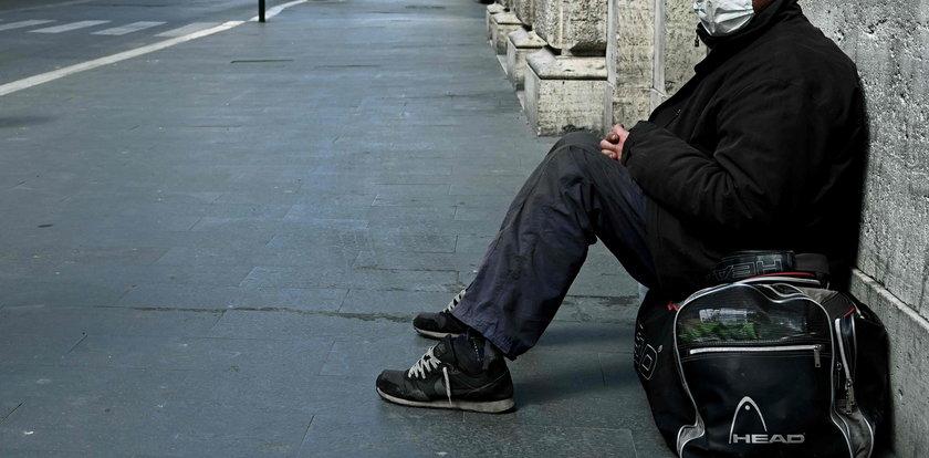 Umarł jako bezdomny, a posiadał fortunę