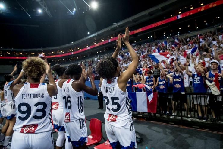 Košarkaška reprezetnacija Francuske