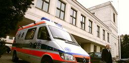 Karetka przed Sejmem? Zafundujemy posłom gabinet lekarski