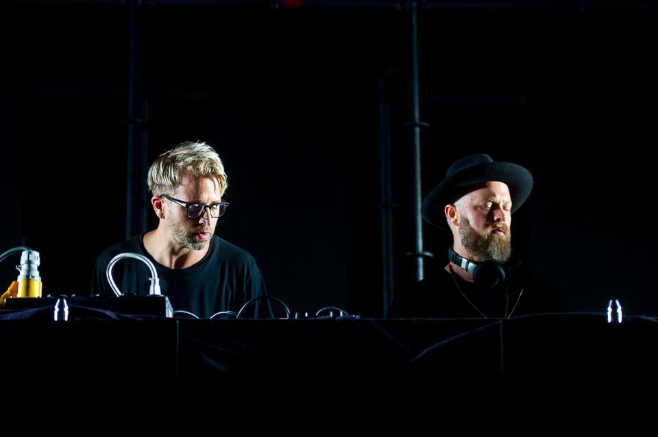 Audioriver 2018: The Glitch Mob