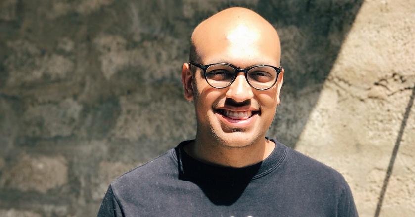 Khallil Mangalji, założyciel Fiix
