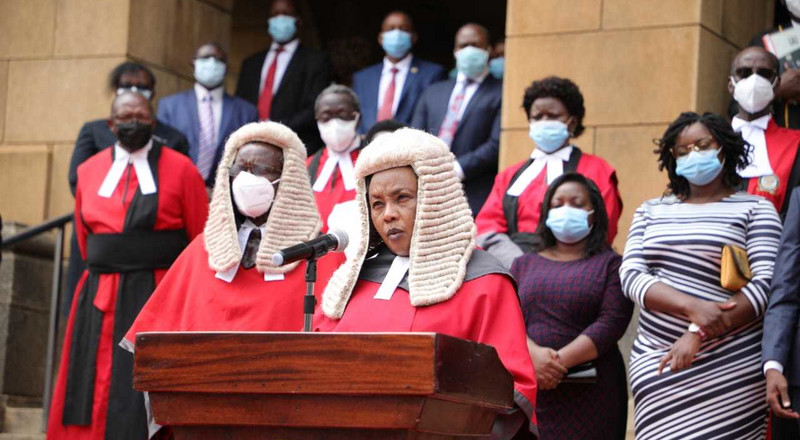 The 3 top qualities JSC is looking for in Kenya's next Chief Justice