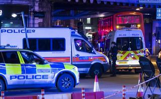 Londyn: Blisko 50 osób w szpitalach po zamachu. Co najmniej 6 zginęło