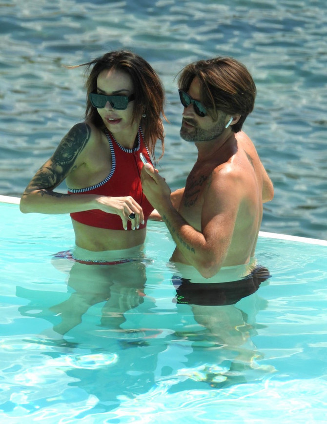 Nina Morić sa novim dečkom čiji identitet još nije otkriven