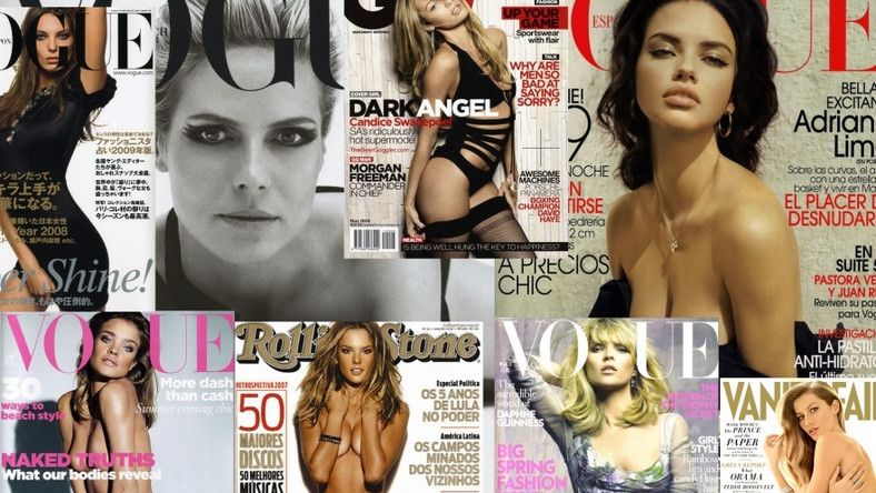 Najlepiej zarabiające modelki świata - ranking Forbes 2011