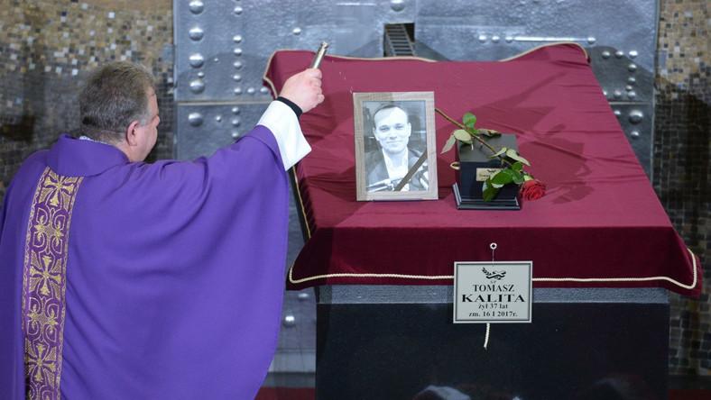 Uroczystości pogrzebowe Tomasza Kality