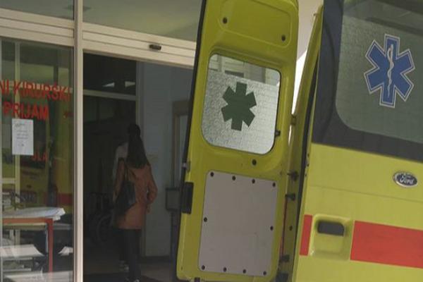 Pinkova zvezdica završila u bolnici!