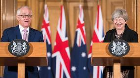 Premier Australii: chcemy umowy o wolnym handlu z Wlk. Brytanią po Brexicie