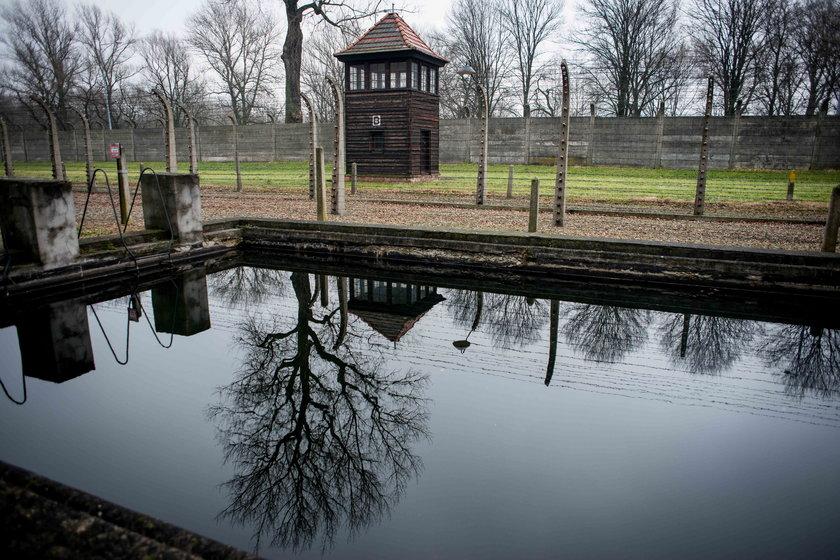 Szokujące nagranie z Auschwitz. Jest reakcja