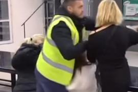 NIKAD BESNIJA Jelena Golubović NASRNULA na Miljaninu majku, uletelo obezbeđenje, pa nastao HAOS u rijalitiju (VIDEO)