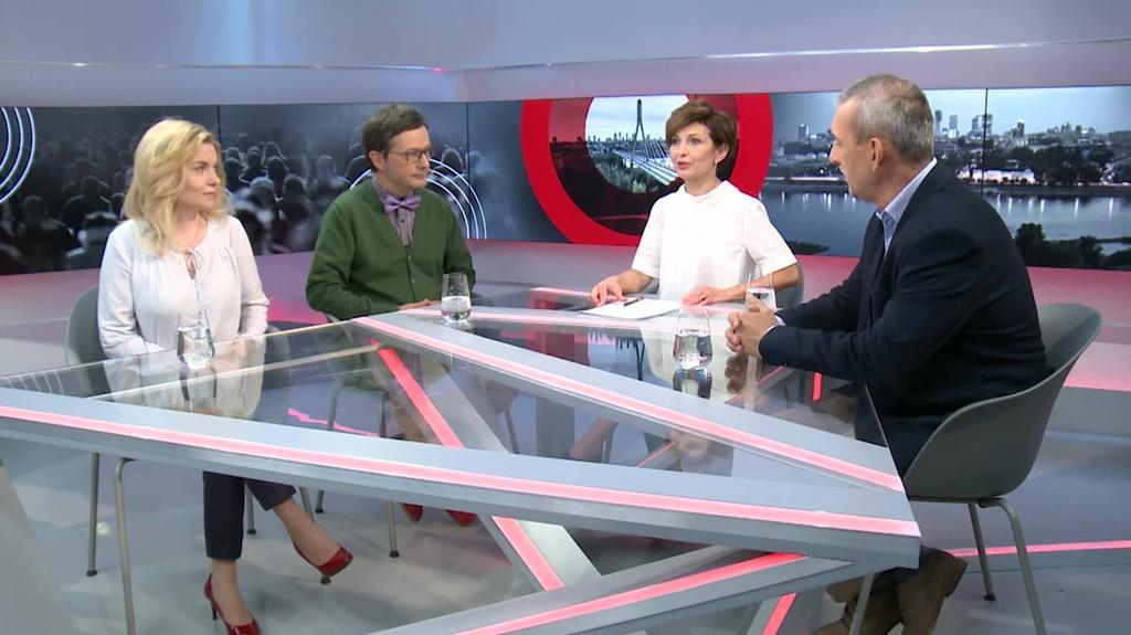 Newsweek Opinie: Dorota Łoboda, Jan Wróbel i Sławomir Broniarz (19.09)