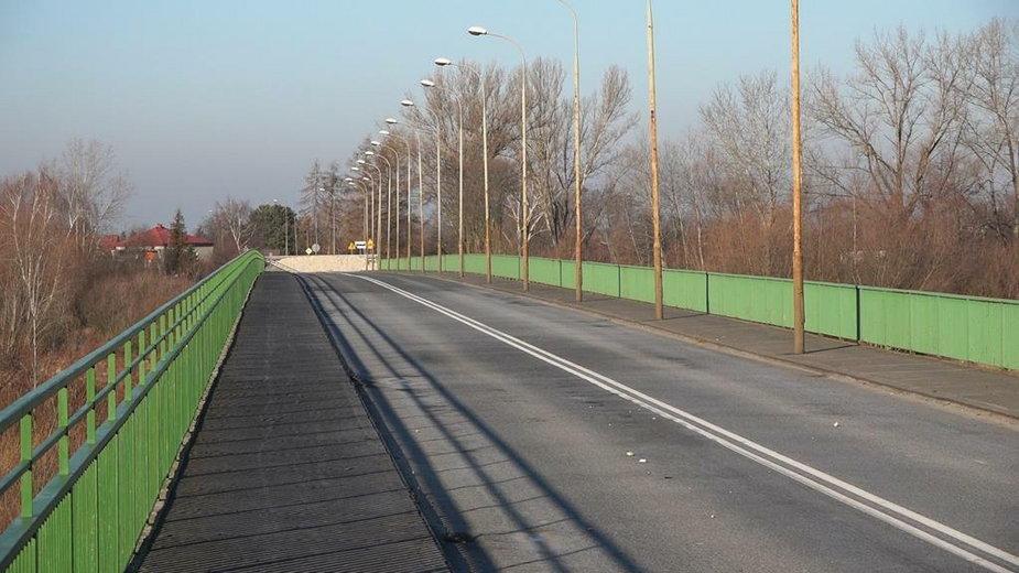 Most w Ostrowie k. Tarnowa