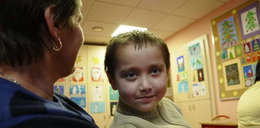 6-letni Tomek już w domu