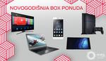 Sjajna novogodišnja ponuda uređaja uz Box pakete