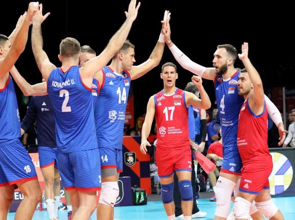 Slavlje Srbije posle pobede nad Nemačkom