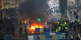 Zamieszki we Francji