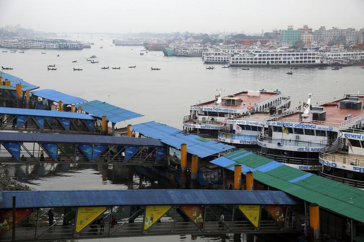 Bangladeš ciklon evakuacija