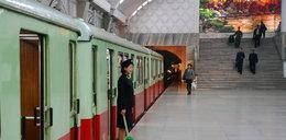 Tak wygląda metro w Korei Północnej. Zdjęcia robią wrażenie
