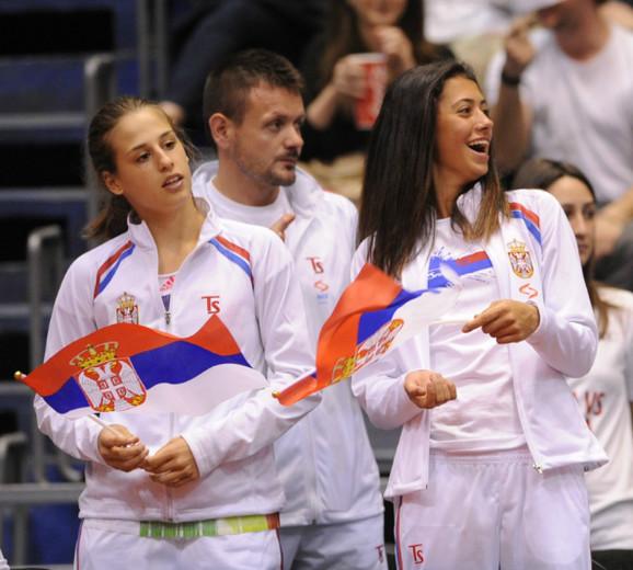 Ivana Jorović, Olga Danilović