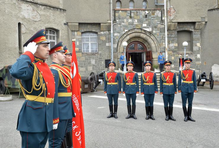 Zastava Rusija vojni muzej TANJUG - RADE PRELIC