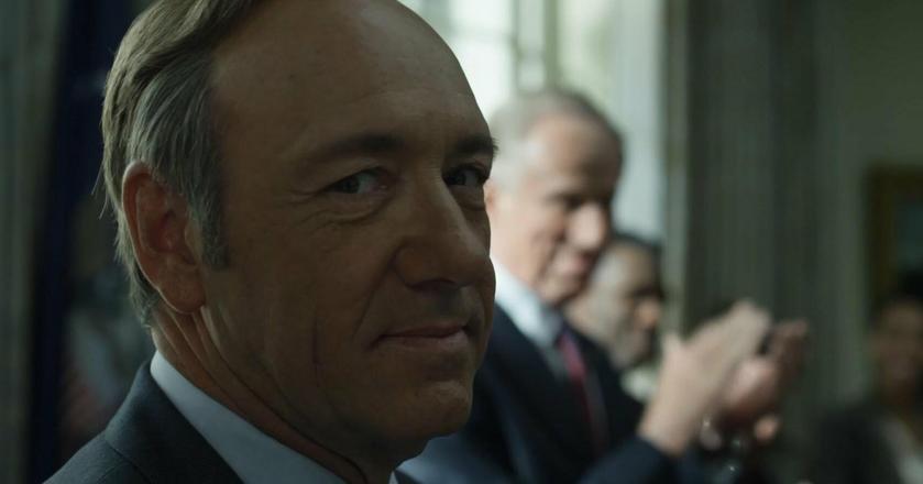 """Frank Underwood, wbrew popularności """"House of Cards"""", nie byłby pożądanym przez młodych liderem"""