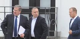 Piskorski: Komorowski i Schetyna czekają na koniec Tuska