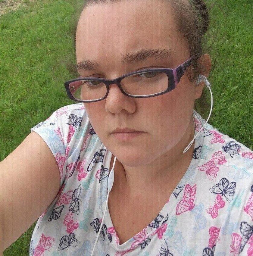 Katie OBrien d ostatniego momentu nie wiedziała, że jest w ciąży