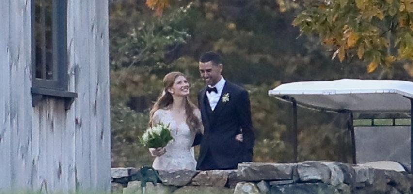 Córka Gatesów wyszła za mąż. Ślub był bajkowy, ale horrendalnie drogi [ZDJĘCIA]