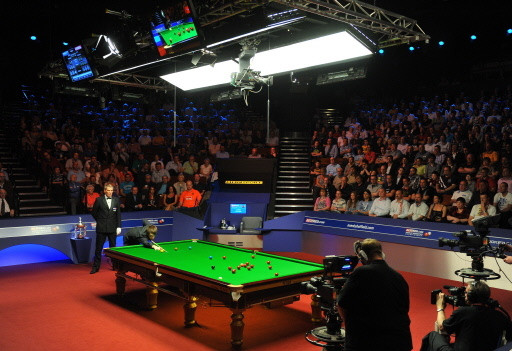 Snooker, fot. AFP/Andrew Yates